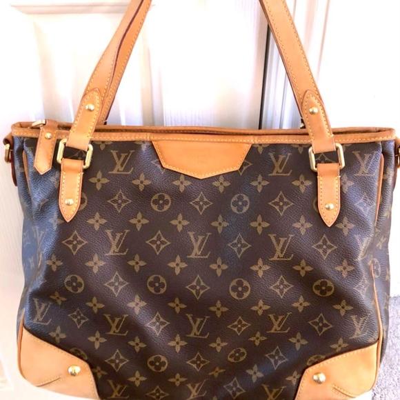 4ea90cabe826 Louis Vuitton Handbags - Louis Vuitton MONOGRAM ESTRELA GM